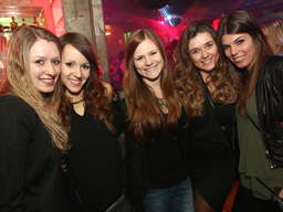 Coole Party-Club-Night im Sinners