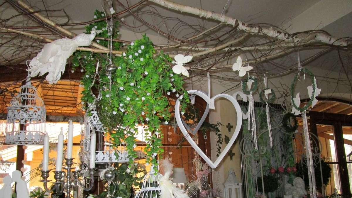 Bilder: Deko-Ideen zur Hochzeit vom Moyer Hof in Aschau am