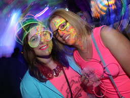 Neon Night am Freitag in Amerang (2)