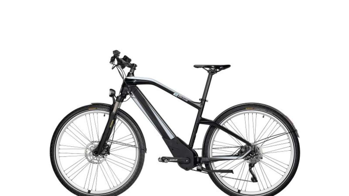 neues active hybrid e bike von bmw kostet 3400 euro auto. Black Bedroom Furniture Sets. Home Design Ideas