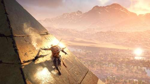 "Reise ins Alte Ägypten: ""Assassin's Creed: Origins"" im Test"