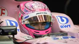Morddrohungen gegen Force-India-Pilot Ocon