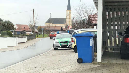 Polizeieinsatz in Heldenstein am Montagmorgen