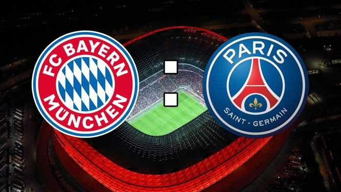 Fc Bayern Paris St Germain Im Live Stream Icc Spiel Live Im