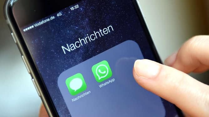 Whatsapp Lahmlegen