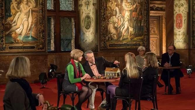 Kunst Krempel burghausen br sendung kunst und krempel kommt ins kloster