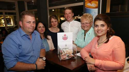 Charity Party in der Cafebar Brosch