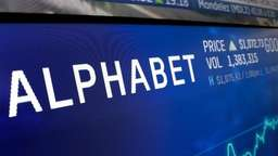 Google-Mutter Alphabet mit Gewinnexplosion