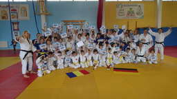 """Judo for peace"" in Rumänien"