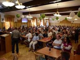 Das Humanbiomonitoring in Teilen des Landkreises Altötting zu perflourierten Substanzen (u.a. PFOA) ist abgeschlossen aber es gibt jede Menge Fragen.