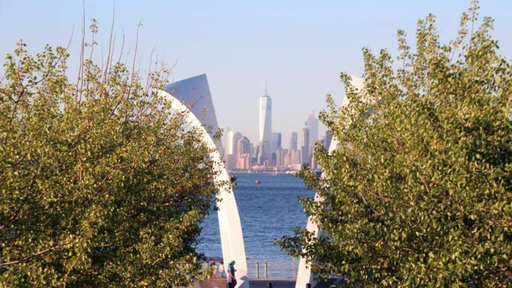 Staten Island bietet einen faszinierenden Blick nach Manhattan mit dem One World Trade Center. Foto: Christina Horsten