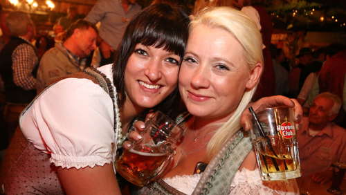 Haager Herbstfest - Streifzug am Samstag