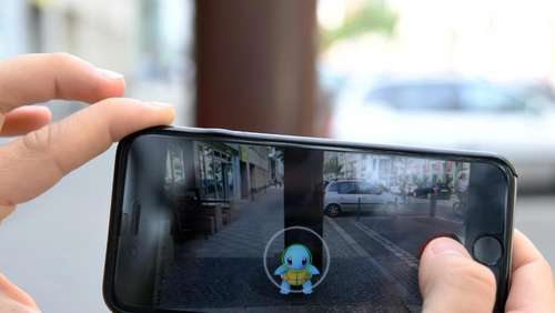 """Augmented Reality"" kommt aufs Smartphone"