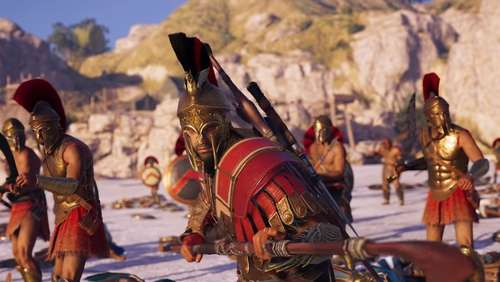"Neuer Launch-Trailer zu ""Assassin&#39s Creed Odyssey"" geht in die Vollen"