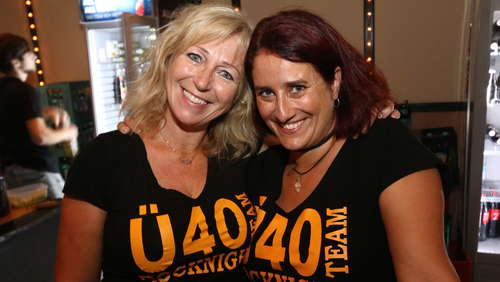 Vollgas bei Ü40-Rocknight in Kiefering