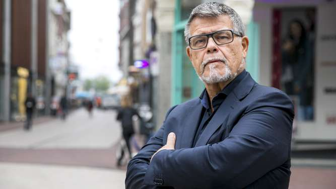 Verjüngung 20 Jahre Gericht Motivationstrainer Emile Ratelband