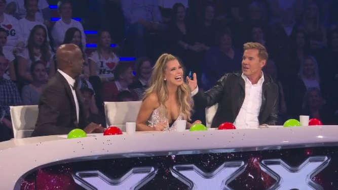 Screenshot Das Supertalent