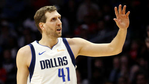 "Gänsehaut-Moment in NBA: ""Dirk Nowitzki, one of the best of all time"""