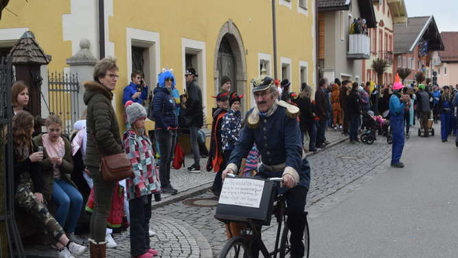 Faschingsumzug in Waging (3)