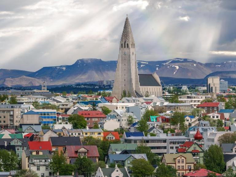 In Reykjavik ballt sich Islands kreative Foodszene. Foto: Ragnar Th. Sigurdsson