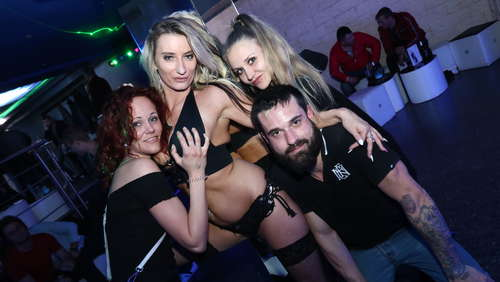 Onyx-Club Waldkraiburg - Sexy Luder Party
