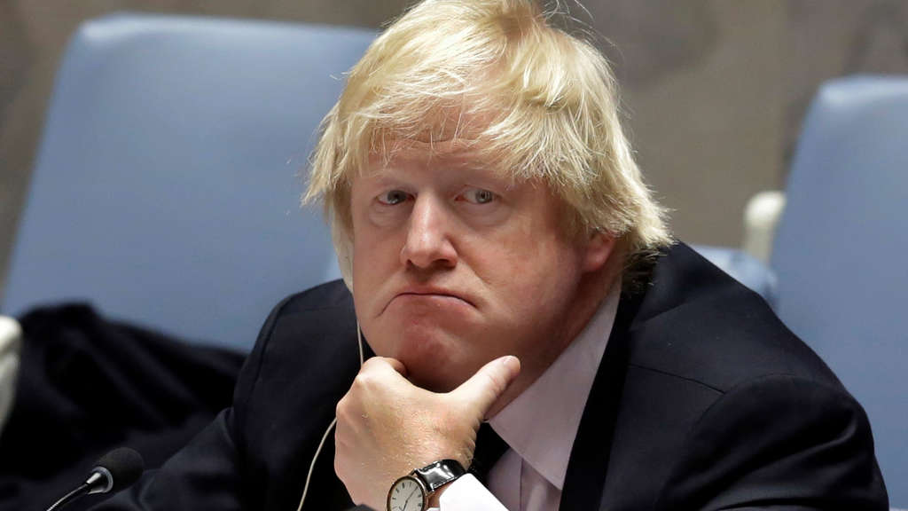 Boris Johnson will Premierminister werden