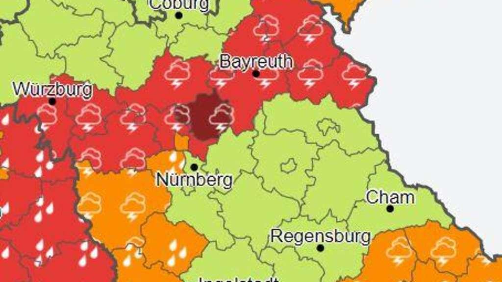 Wetter Bayern Heute