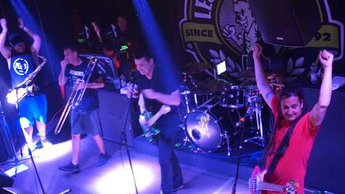 """Less than Jake""-Konzert - Fotos"