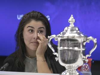 Andreescu verwehrt Tennis-Queen Williams den Rekord