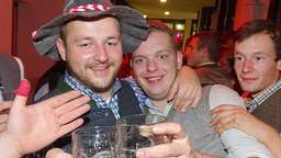 Big Party in der Party Oim nach der Wiesn am Samstagabend