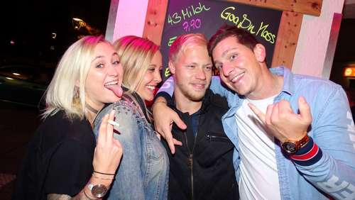 Party Oim in Rosenheim am 19. Oktober