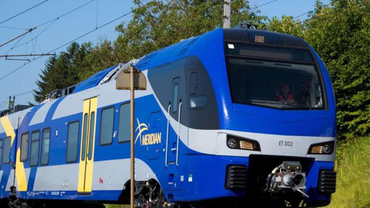 Bauarbeiten der Bahn: Bus statt Zug zwischen München und Salzburg | Landkreis Rosenheim - innsalzach24.de