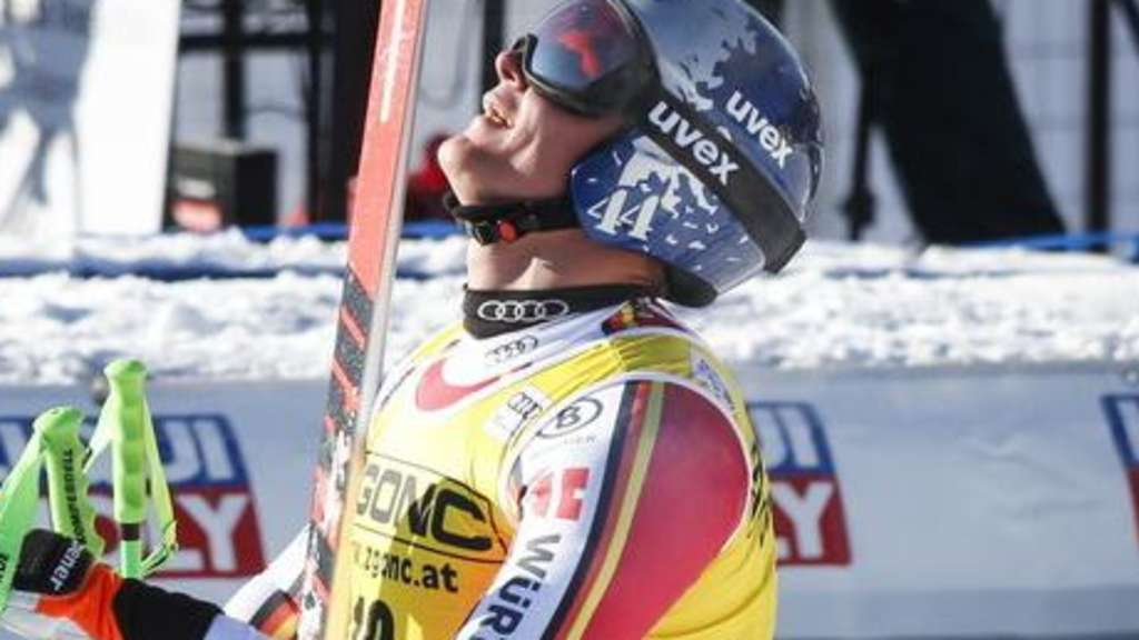 Ski Alpin: Thomas Dreßen in Lake Louise.