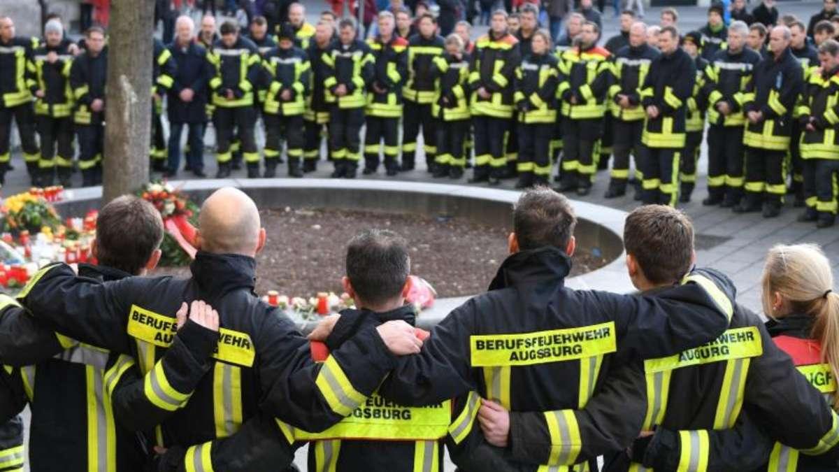 Feuerwehrmann Getötet