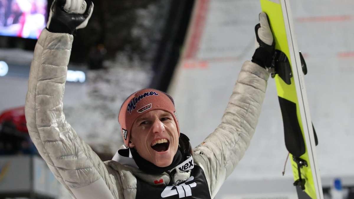 Karl Geiger Skispringen