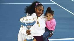 Serena Williams holt ersten Titel als Mutter