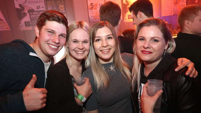 Winterschuiparty in Ampfing