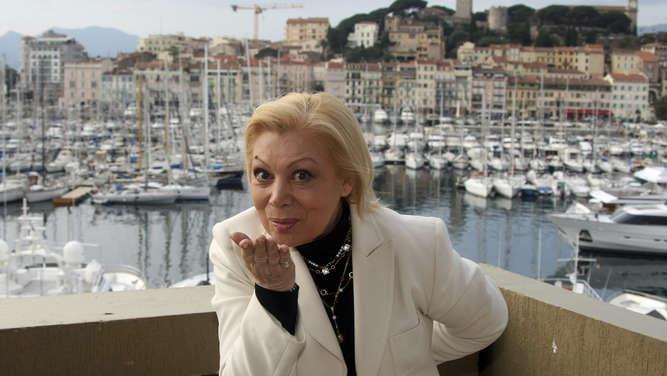 Sängerin Bianca Tot