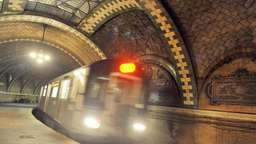Verlassene U-Bahn-Stationen in New York