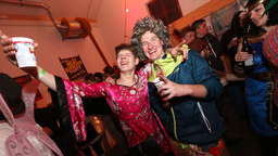Blaulichtparty in Babensham am 22. Februar