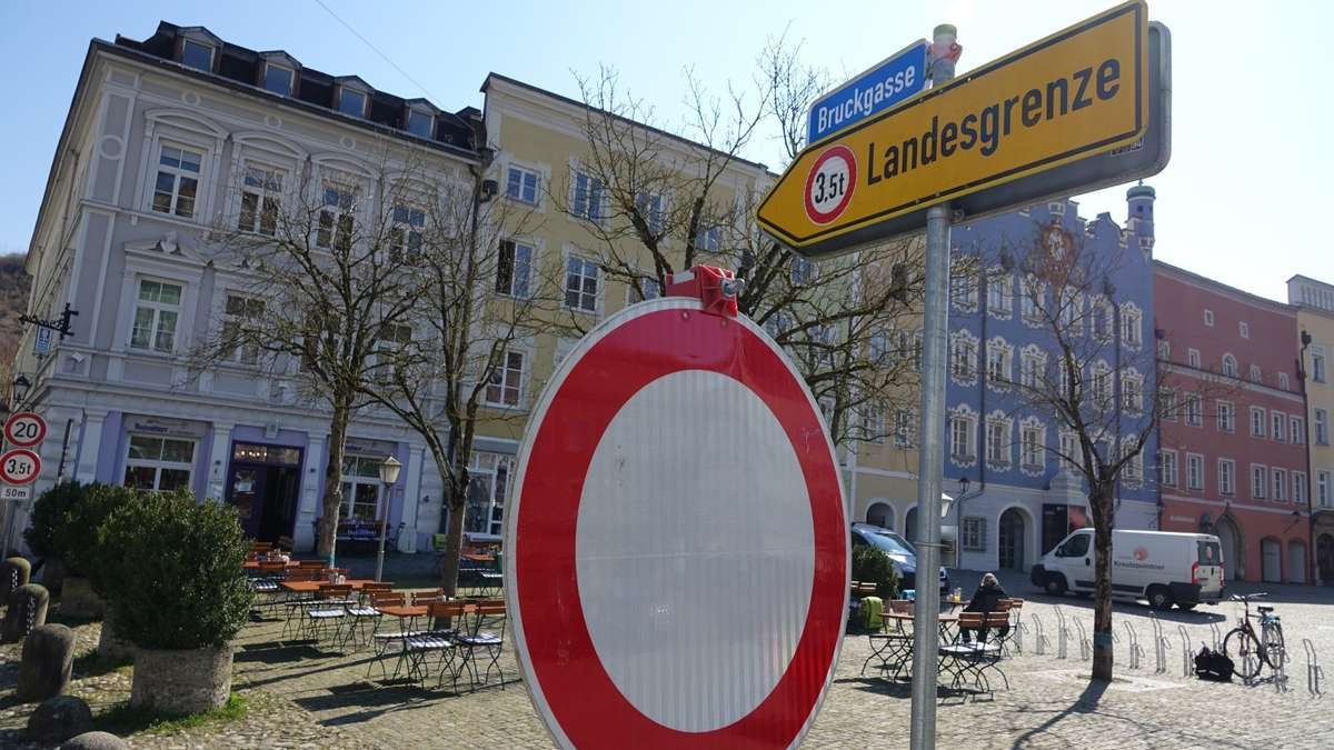 Welche Straßen Sind In österreich Gesperrt