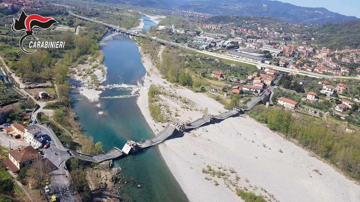 Italien Brücke
