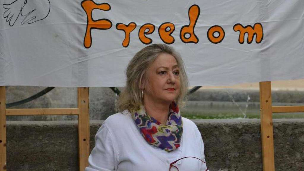 Saturday for freedom, eine Idee von Eva Marschall