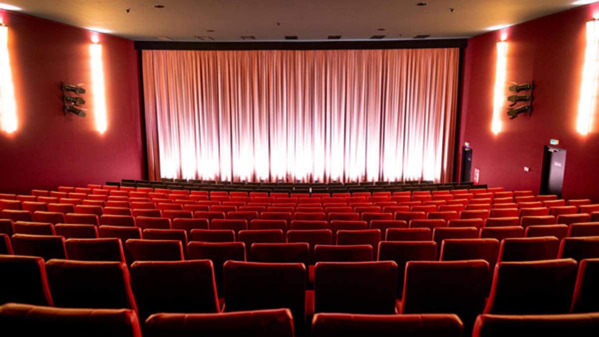 Kinos öffnen