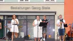 Open-Air-Konzerte in Rosenheim