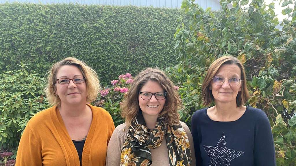 v.l.n.r. Nicole Riedl, Andrea Schmied, Bettina Leppert (Archivbild)