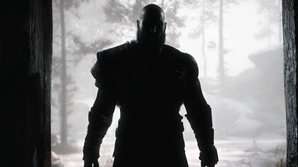 """God of War"" Kratos"