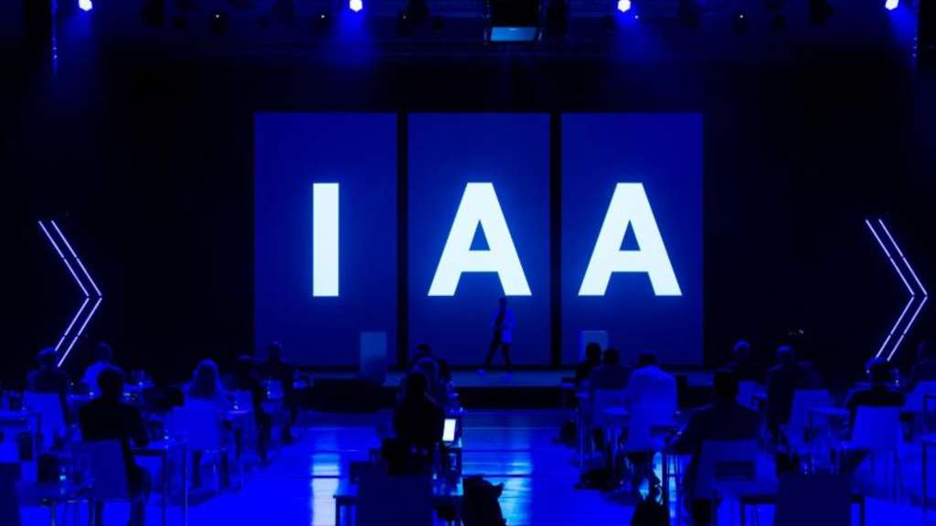 Internationale Automobilausstellung IAA